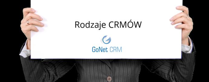 Rodzaje CRM